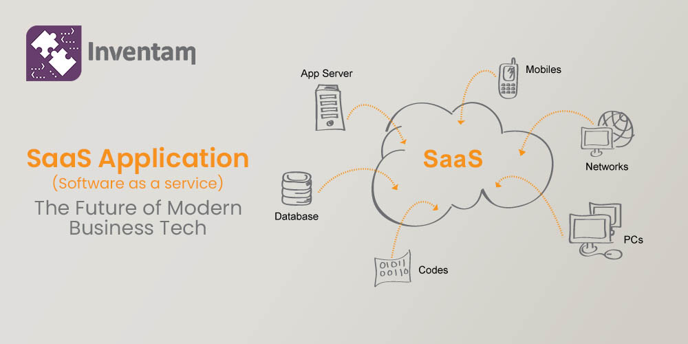 Saas Application Development - Inventam tech Solution