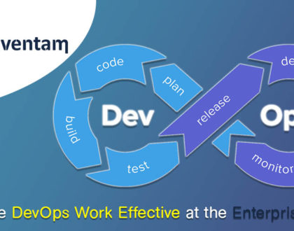 How the DevOps Work Effective at the Enterprise Scale?