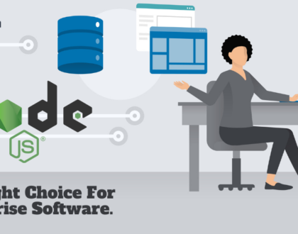 How Node.js is The Right Choice for Enterprise Software?